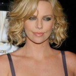 charlize theron bob frisuren